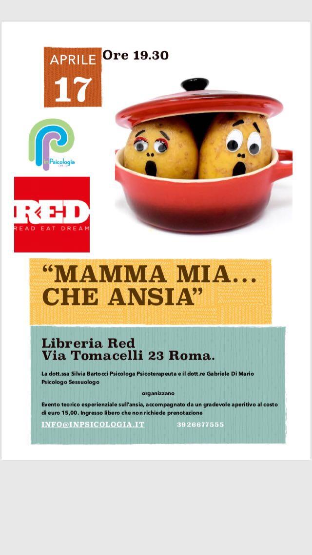 Mamma mia …..che ANSIA